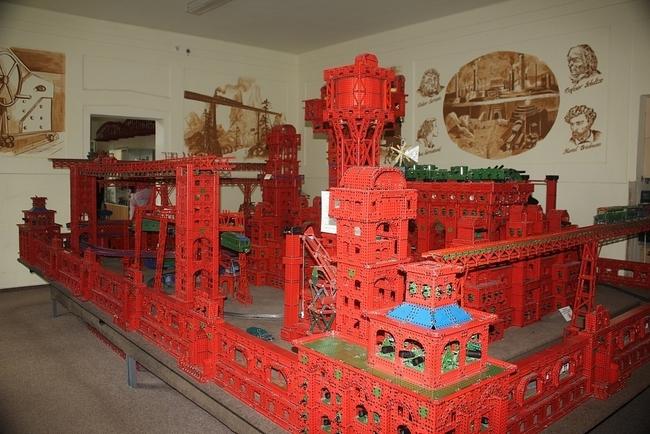 Muzeum Zabawek Konstrukcyjnych Merkur